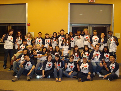I Heart Unit 2! T-Shirt Photo