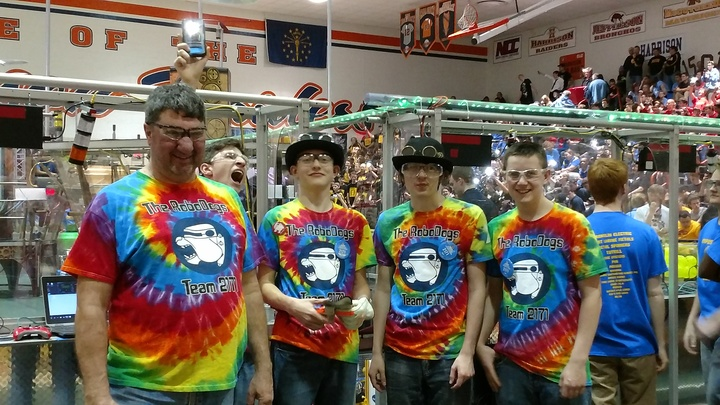 Tippecanoe District Drive Team (And Mentor)  T-Shirt Photo