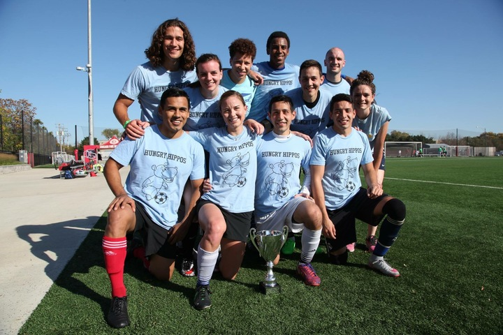 Hungry Hippo Champs T-Shirt Photo