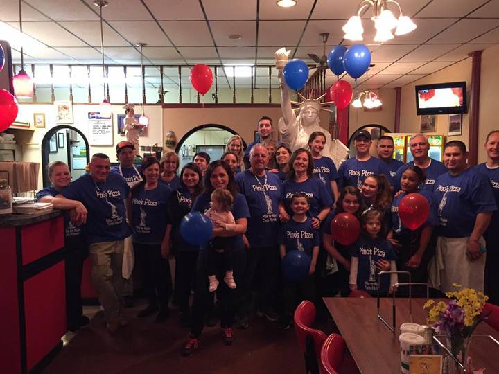 Pino's Cystic Fibrosis Fundraiser For Myles T-Shirt Photo