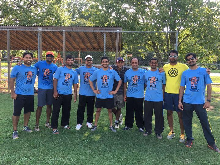 Nc Tigers T-Shirt Photo