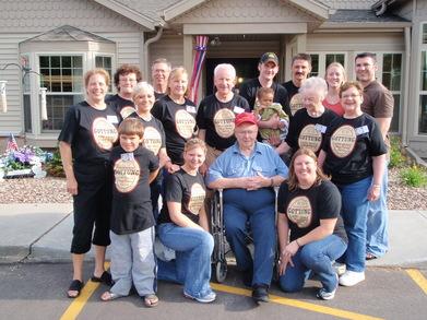 Gottung Reunion 2009 T-Shirt Photo