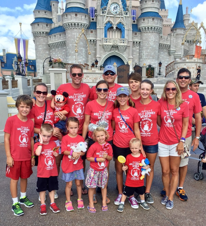 2663a965e Disney World T-Shirt Design Ideas for Any Occasion or Event - Page 2