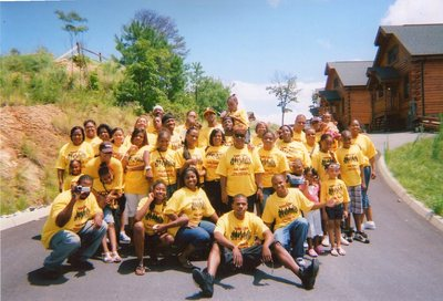 Sanders/Wilburn Family Reunion T-Shirt Photo