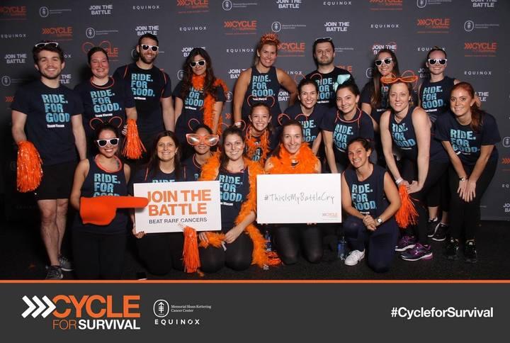 Team Viacom Rides For Good T-Shirt Photo