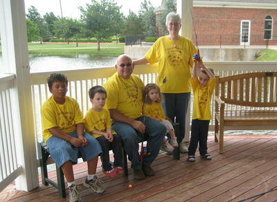 Grandparents Camp T-Shirt Photo