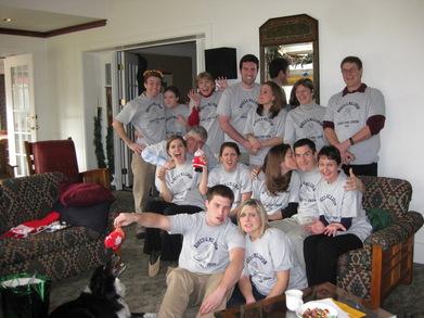 Family Pre Union T-Shirt Photo