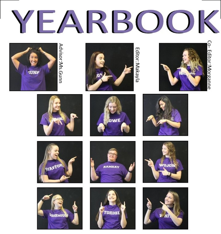 Yearbook Design Ideas & Clipart for Yearbook Club T-Shirts - Page 2