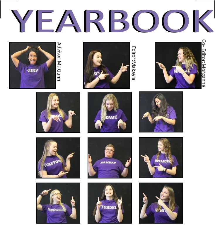 view full size image - Yearbook Design Ideas