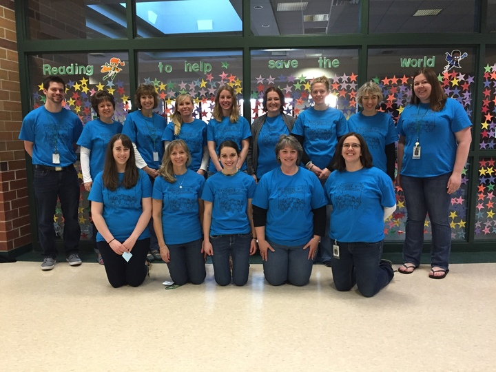 Ois Read To Feed T-Shirt Photo