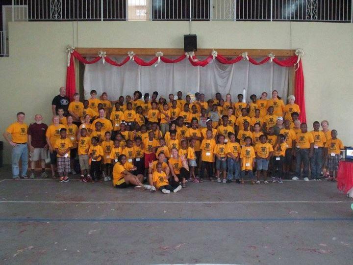 Iccd Bahamas Deaf Camp T-Shirt Photo