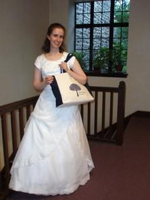 Bride Totes Bridal Tote Bag T-Shirt Photo