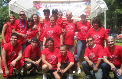 The 1st Annual Ciliberti Family Reunion T-Shirt Photo
