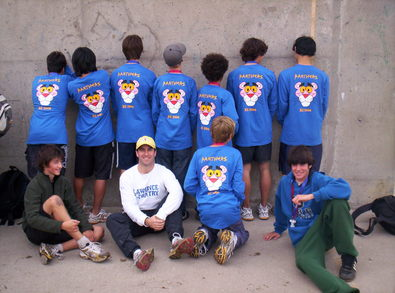 Lawrence Park Panthers T-Shirt Photo