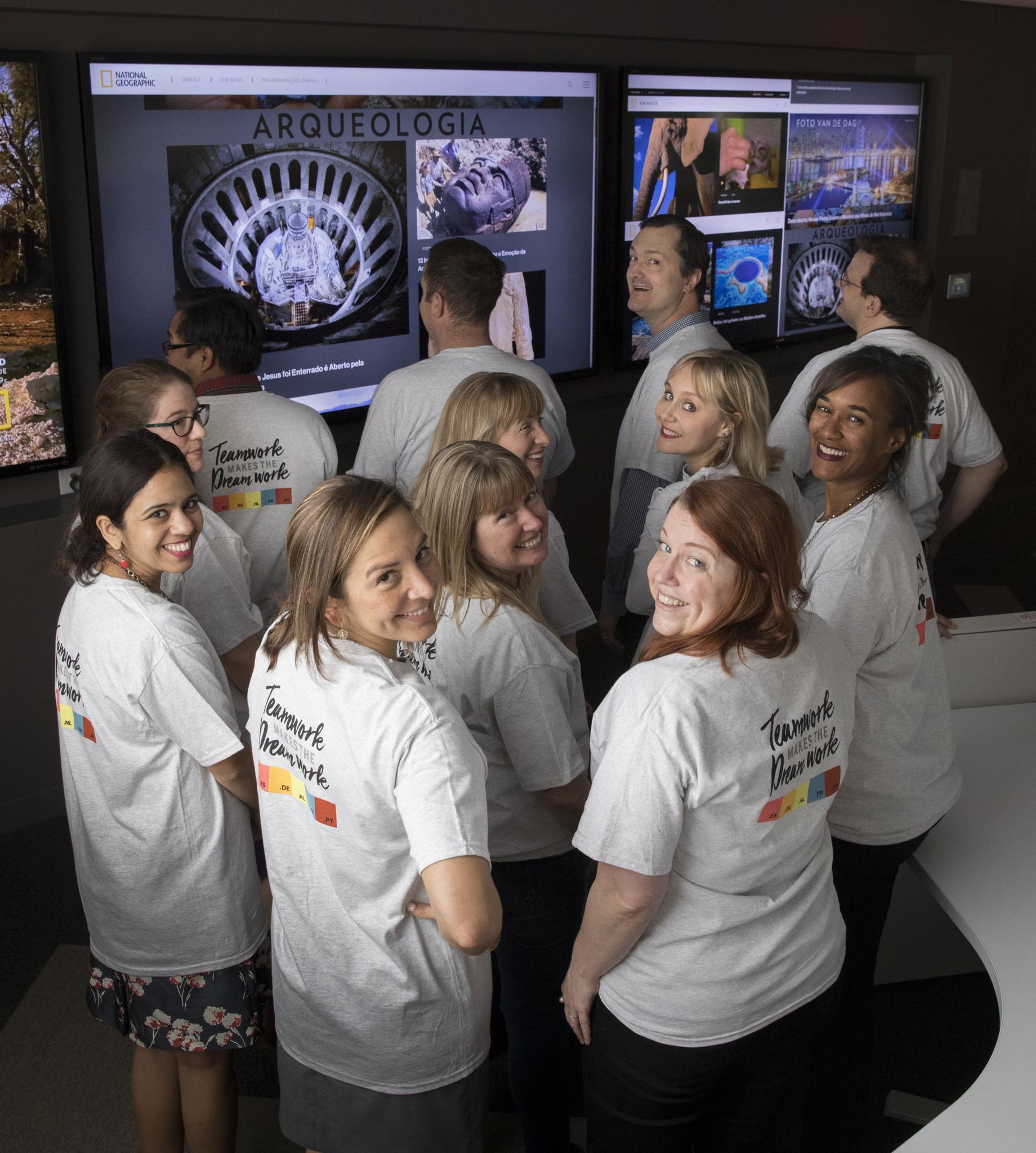 Custom T Shirts For Teamwork Makes The Dream Work Shirt Design Ideas