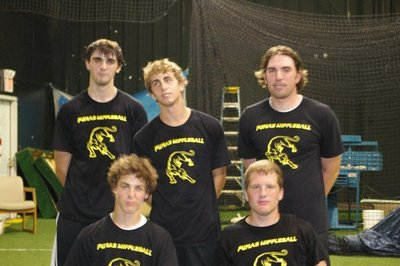 "Pumas Wiffleball ""The Dynasty"" T-Shirt Photo"