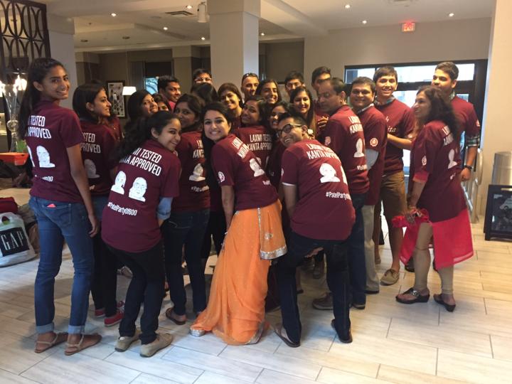 Laxmi Tested, Kanta Approved T-Shirt Photo