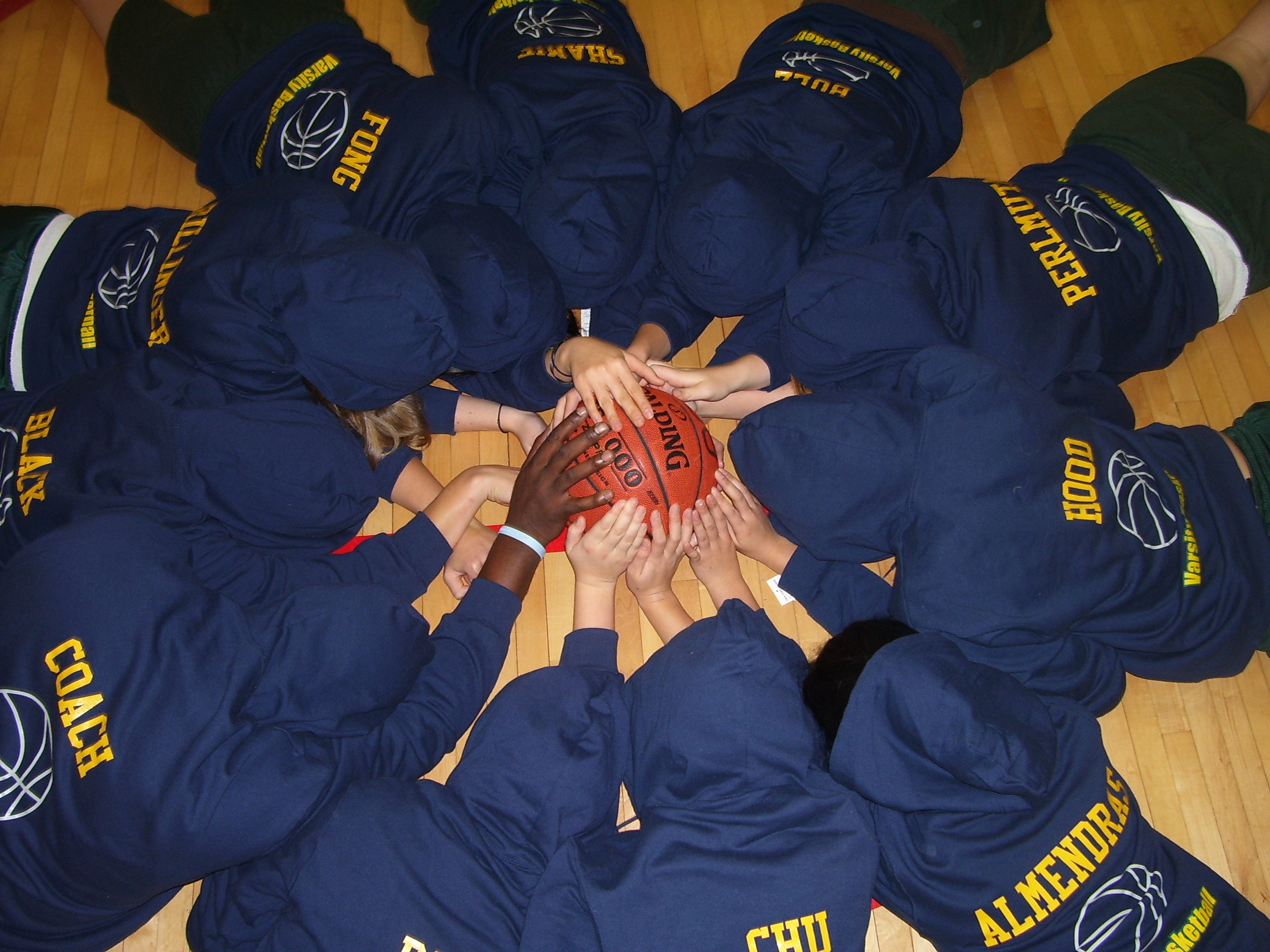 Custom T-Shirts for Varsity Basketball All Dressed Up - Shirt ...