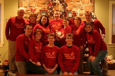 United For The Holiday T-Shirt Photo