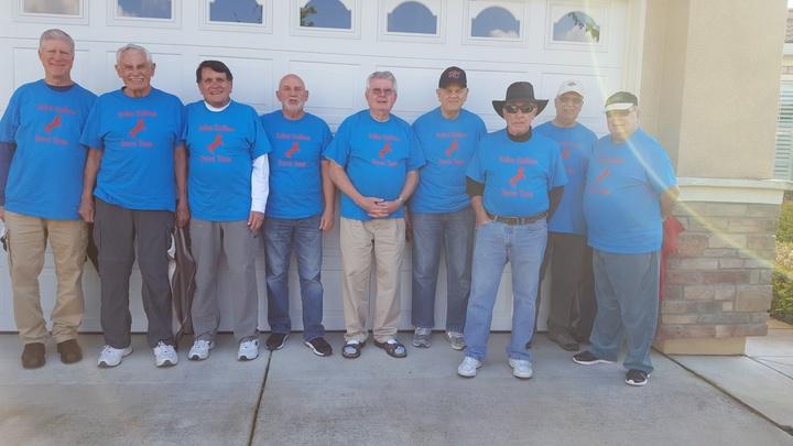Italian Stallions Booce Team Of El Dorado Hills, Ca. T-Shirt Photo