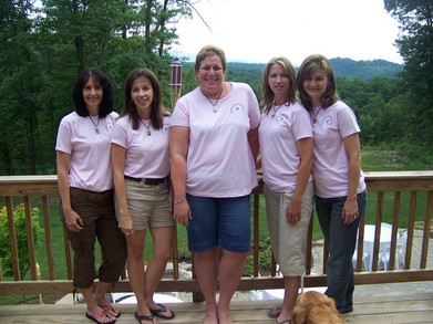 Girls Weekend Retreat T-Shirt Photo