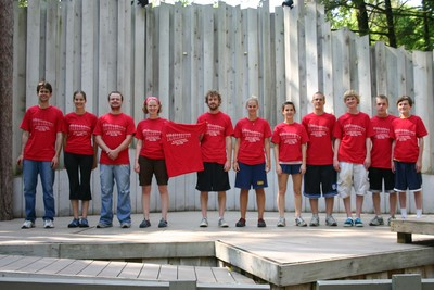Cousin Line Up 2009 T-Shirt Photo