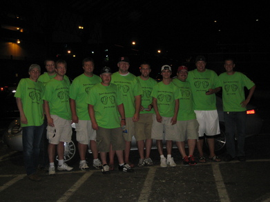Fergy's Bachelor Party T-Shirt Photo