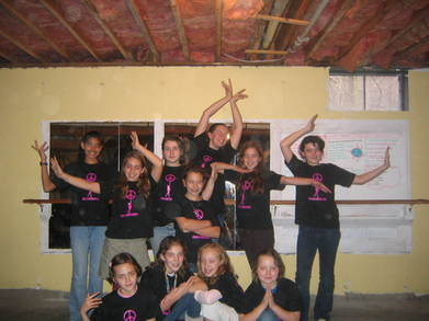 Dance4 Peace 2006 T-Shirt Photo