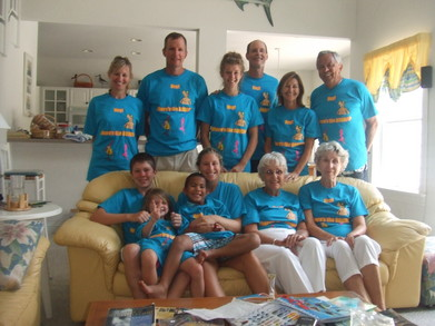 The Bland Open @ Outer Banks T-Shirt Photo