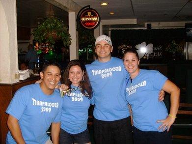 Tinapalooza 2009 T-Shirt Photo