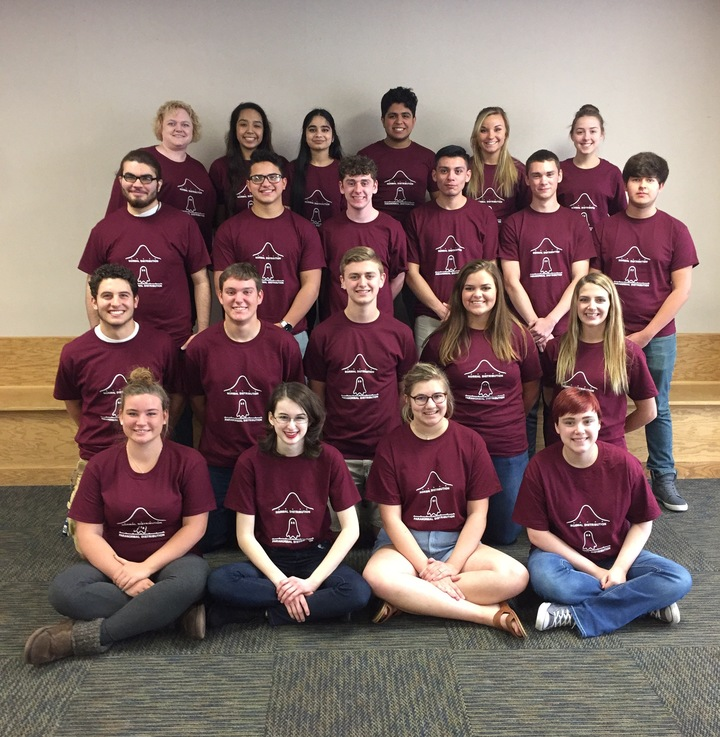 Math Team Photo