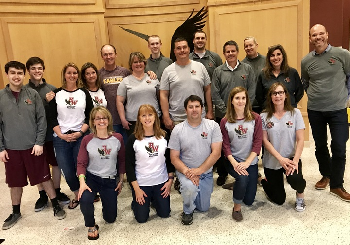 We Love Our Team And Customink Helps Us Show It! T-Shirt Photo