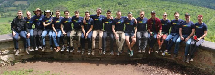28th Hmc Camping Trip  T-Shirt Photo