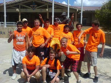 High Adventure Race 2009 T-Shirt Photo