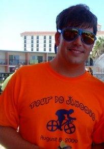 Tour De Jamesie T-Shirt Photo