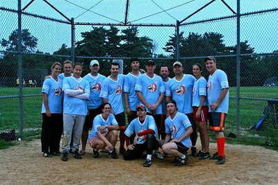 Cc Design Softball T-Shirt Photo