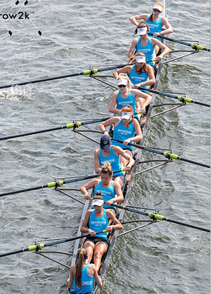 We Love Rowing In Custom Ink! T-Shirt Photo