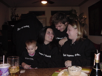 What Happens At Doodees Stays At Doodees T-Shirt Photo