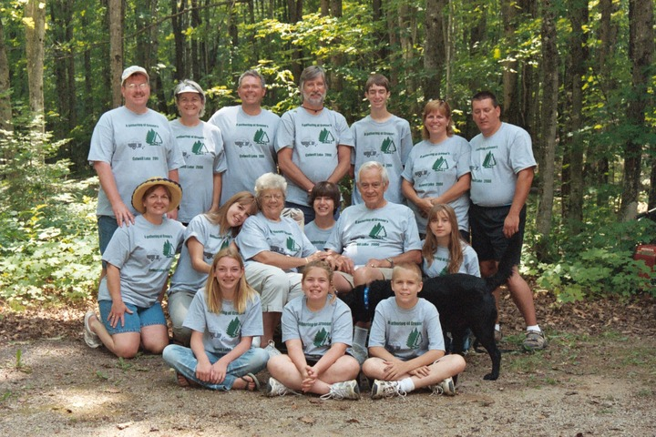 Camp Greene T-Shirt Photo