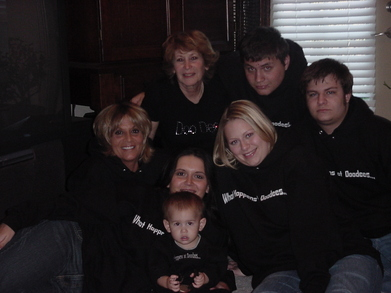 Family Thanksgiving T-Shirt Photo