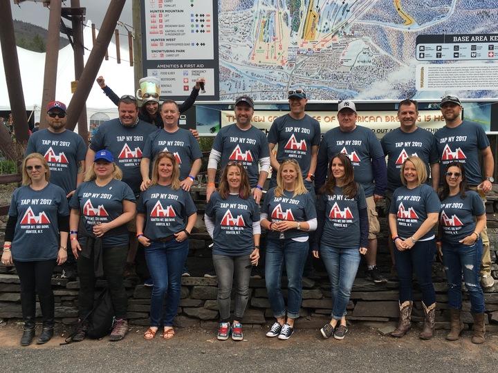 Tap Ny 2017   Old School Hunter Mountain Tee Crew T-Shirt Photo