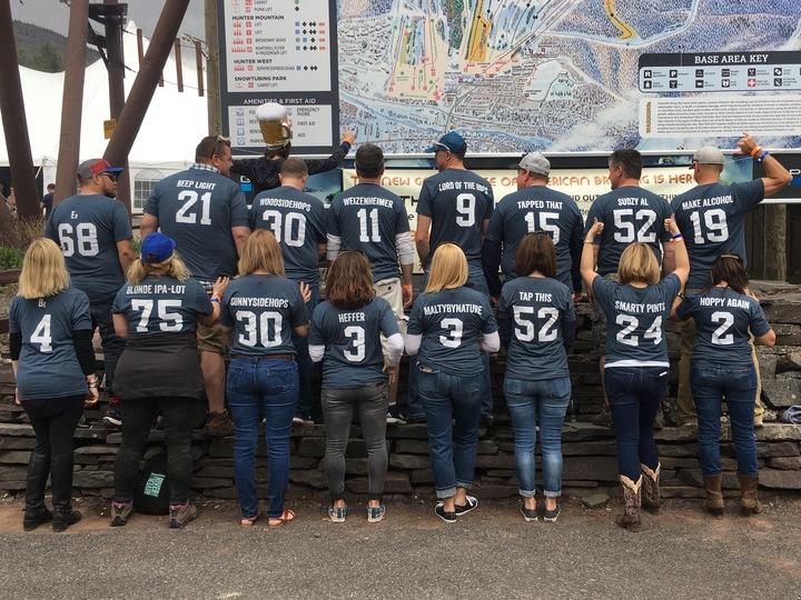 Tap Ny 2017 Tees (Back Side) T-Shirt Photo