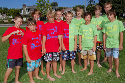Jake's 13th Birthday Party T-Shirt Photo
