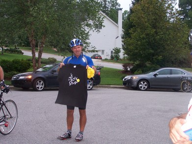 La Tour De Shupe T-Shirt Photo
