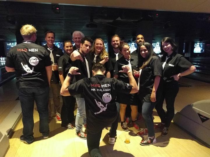 Carlton's Mad Men T-Shirt Photo