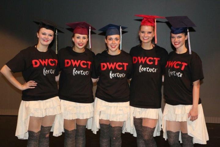 Dance Team Seniors T-Shirt Photo
