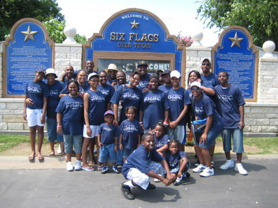 Six Flags Over Texas T-Shirt Photo
