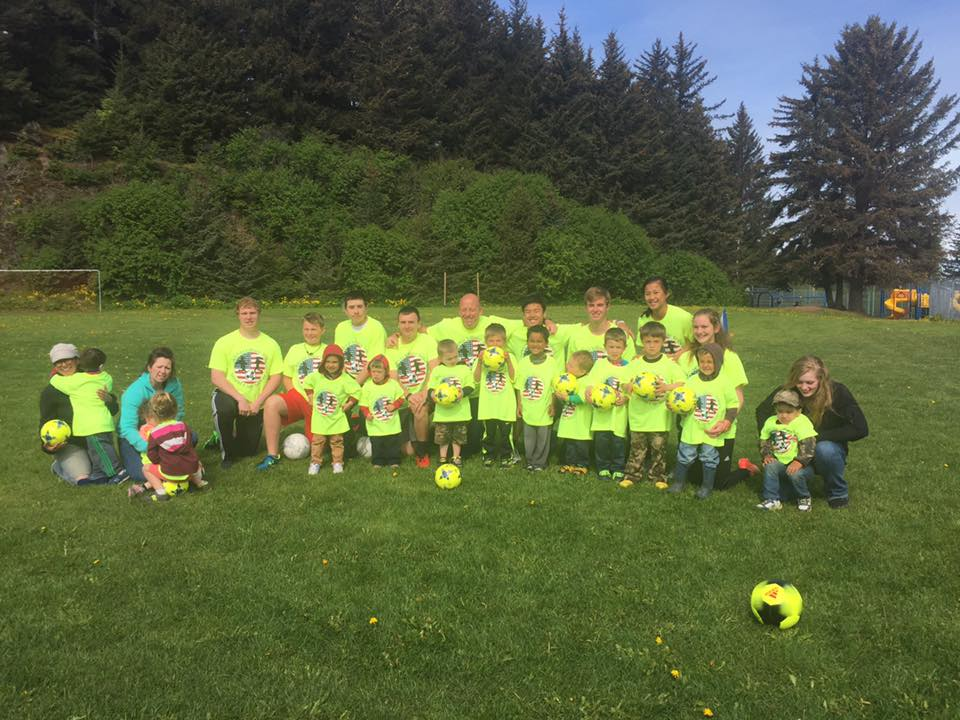 907de1b5d Custom T-Shirts for Soccer Camp 2 4 Years Old