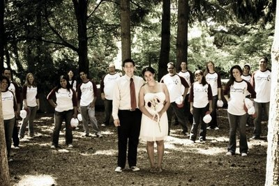 Team Newlywed! T-Shirt Photo