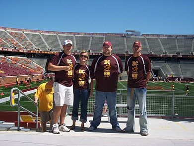 Dcgn At Tcf T-Shirt Photo